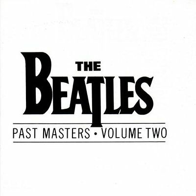 Beatles Past masters 2 (compilation) [CD]