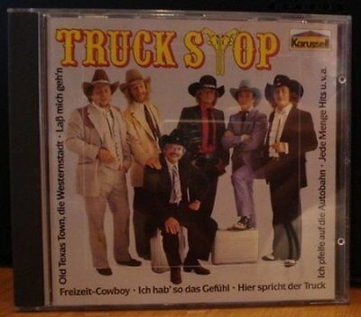 Truck Stop Same (1980, Karussell) [CD]
