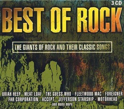 Best of Rock (11 tracks, 1996) Bryan Adams, Dire Straits, Sting, Police, .. [CD]