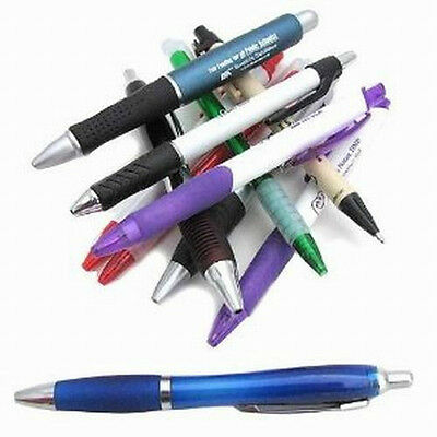 New (2) LBS of Assorted Misprint Ballpoint Pens