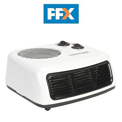 Sealey FH2009 Fan Heater 2000W 2 Heat Settings with Thermostat