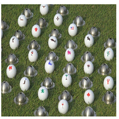 Tin Cup Golf Ball Marker Personalize Your Golf Ball