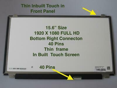LED Screen for DELL INSPIRON 15-5559 LCD LAPTOP LP156WF7(SP)(A1) TOUCH 15(5559)
