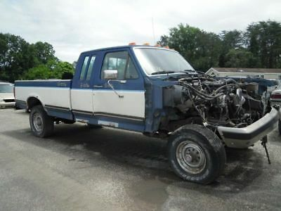 81 Thru 97 Ford F250 Pass Side Front Axle Shaft