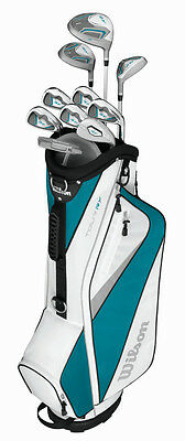 Wilson Tour RX Ladies Golf Package Set - Ladies Right Handed