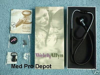 NEW Welch Allyn TYCOS Harvey Elite Doctor's STETHOSCOPE