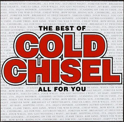 Cold Chisel ~ All for You The Best of NEW AND SEALED CD ALBUM Jimmy Barnes