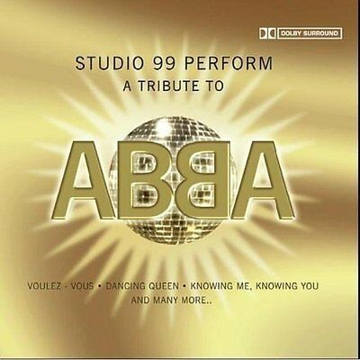 Abba Studio 99 perform a tribute to [CD]
