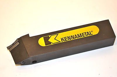 "NOS KENNAMETAL Indexable Lathe TOOL HOLDER 1""X 1-1/4"" Shank DTENNS-854 NH8 79447"