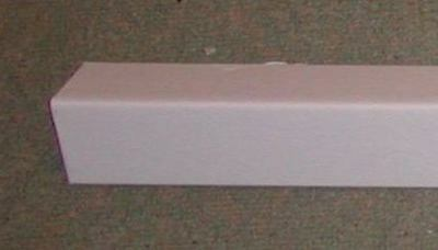 EXTRA HEAVY DUTY EDGE/CORNER PROTECTOR~ PACK OF 25~50mm LONG~WILL SHIP OR PICKUP