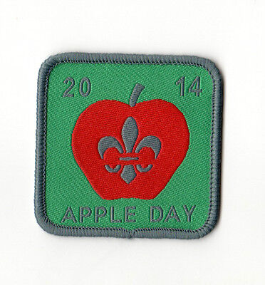 Scouts Canada - National Apple Day Badge 2014