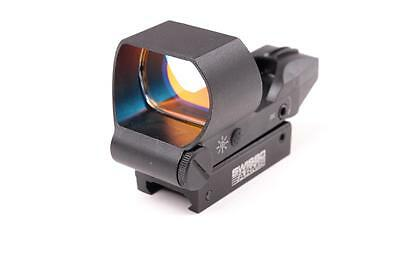 Red Dot Sight Point Rouge Carene Swiss Arms Multi-Reticules Airsoft Neuf 263922