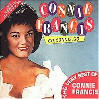 Connie Francis Go, Connie, go-The very best of (1992) [CD]
