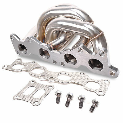 3 Bolt Stainless Steel Exhaust Manifold For Toyota Mr2 Sw20 Celica St205 Turbo