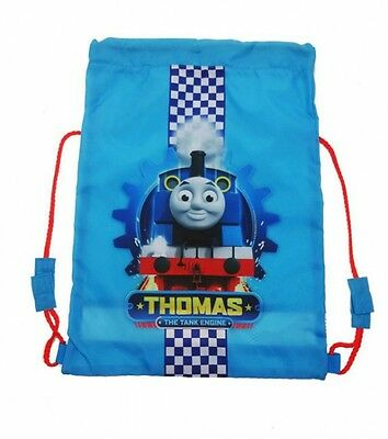 Thomas The Tank Engine 'speed' School Trainer Bag (Free P+P)