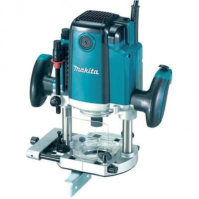 Makita Router RP1801XK 1/2 inch plunge router with carry case 240 volt