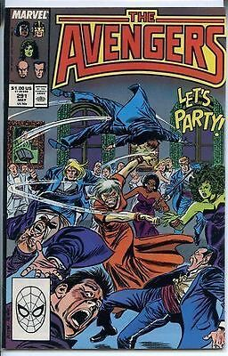 Avengers 1963 series # 291 very fine comic book