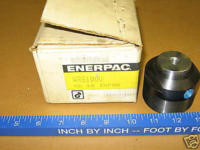 Enerpac WRS-100V Positive Locking Hydraulic Cylinder