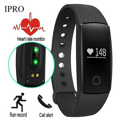 ID107 Bluetooth Smart Wrist Watch Phone Mate for iPhone IOS Android Samsung HTC