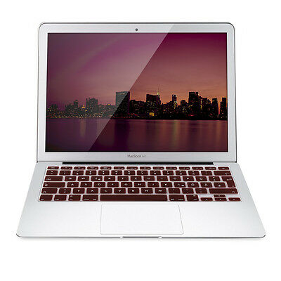 kwmobile TASTATUR SCHUTZ FÜR APPLE MACBOOK AIR 13'' PRO RETINA 13'' 15'' KUPFER