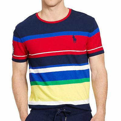 Team USA Polo Ralph Lauren 2016 Olympics T-Shirt - Multi