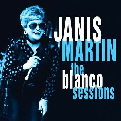 LP - Janis Martin - R The Blanco Sessions