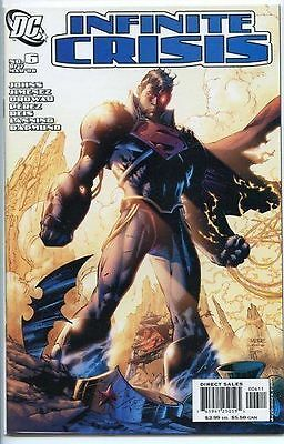 Infinite Crisis 2005 series # 6 cover A near mint comic book