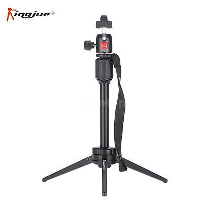 Kingjue Professional Tripod Monopod with Ball Head