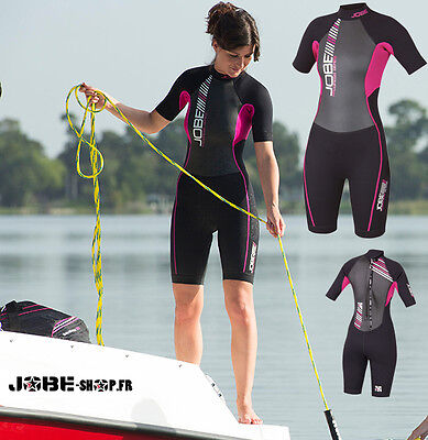 Shorty femme Progress C-Flex 2.5/2.0 Women - XL  JOBE - jetski - wake - paddle