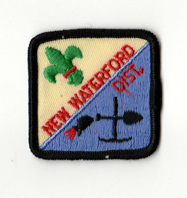 Scouts Canada Nova Scotia - New Waterford District