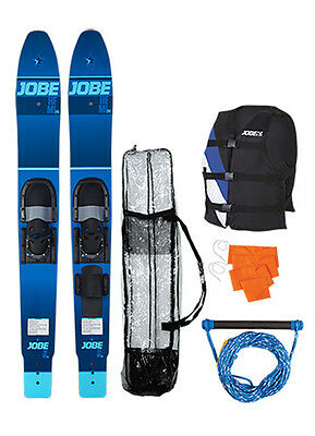 Package complet Skis nautiques Hemi Combo Skis Jobe 2016 - slalom