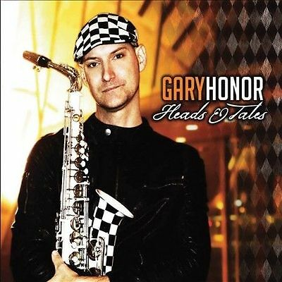 Gary Honor - Heads & Tales  CD  Digipak  LIKE NEW  DB1163