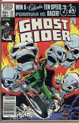 Ghost Rider 1973 series # 65 very fine comic book