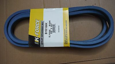 DIXIE CHOPPER 2008B87W made with Kevlar Replacement Belt