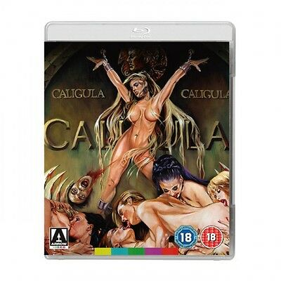 Caligula Unlimited Edition - Blu ray NEW & SEALED (2 Discs) -  Malcolm McDowell