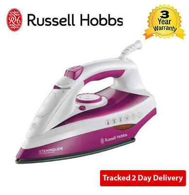 Russell Hobbs 19220 Professional Steamglide Electric Steam Iron 2400W