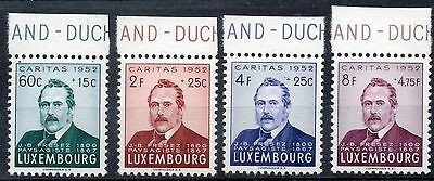 LUXEMBOURG  Neuf ** N° 461/464