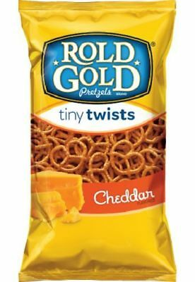 Rold Gold Cheddar Cheese Tiny Twists Pretzels
