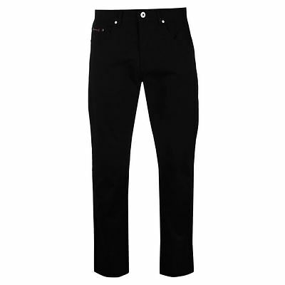 Pierre Cardin Mens 5 Pocket Chinos Cotton Trousers Casual Pants Bottoms