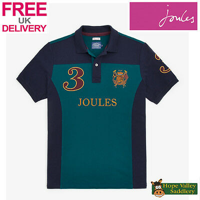 Joules Mens Latino Polo Shirt (V)