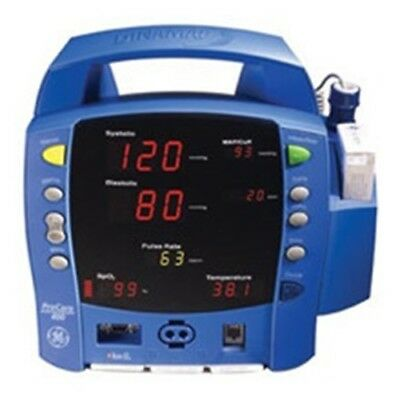 GE PROCARE 400 Vital Signs Monitor Certified Pre Owned
