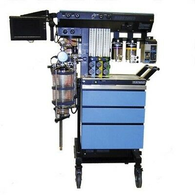 Drager Narkomed 2C Anesthesia Machine - Certified Pre-Owned