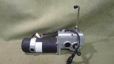 Golden Compass Electric Wheelchair MOTOR & GEARBOXE Model YJ82 P104193