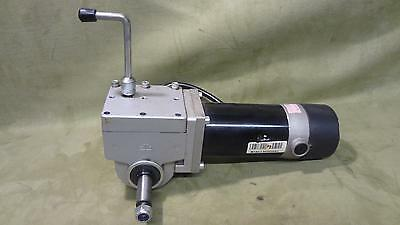 Golden Alante jr power wheelchair motor left side USED WORKING m7ai/j 90502091