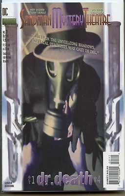 Sandman Mystery Theatre 1993 series # 21 very fine comic book