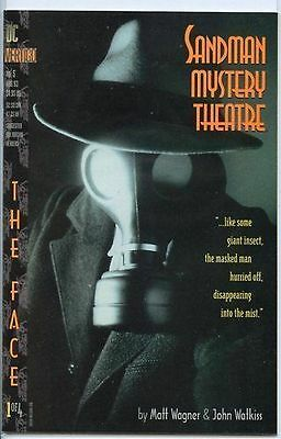 Sandman Mystery Theatre 1993 series # 5 near mint comic book
