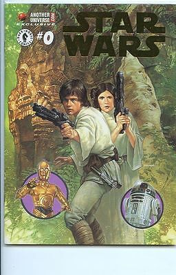 Star Wars Another Universe # 0 near mint comic book