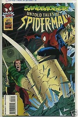 Untold Tales of Spider-man 1995 series # 3 near mint comic book