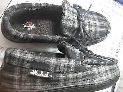 NIB  WOOLRICH Lewisburg MENS COMFORT  SLIPPERS MANY SIZES/COLORS AVAL.