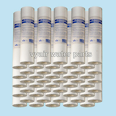 50x 1 MICRON SEDIMENT  WATER FILTER RO REVERSE OSMOSIS